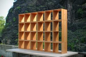 Tischlerei Dresden Aktenregal Büromöbel aus Massivholz Systemmöbel Buche