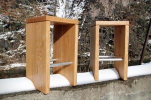 Barhocker Hausbar Möbel Tischlerei Dresden Massivholz Einzelanfertigung