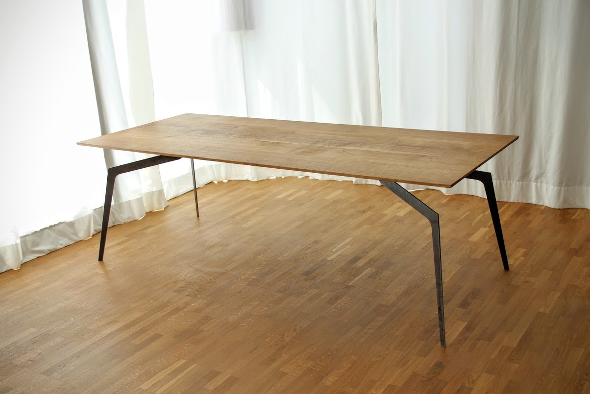 Esstisch eiche design affordable elegant esstisch eiche Tisch design eiche