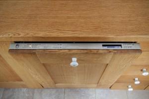 Einbauküche Eiche Massivholz Möbel Tischlerei Dresden Möbel nach Maß vom Tischler