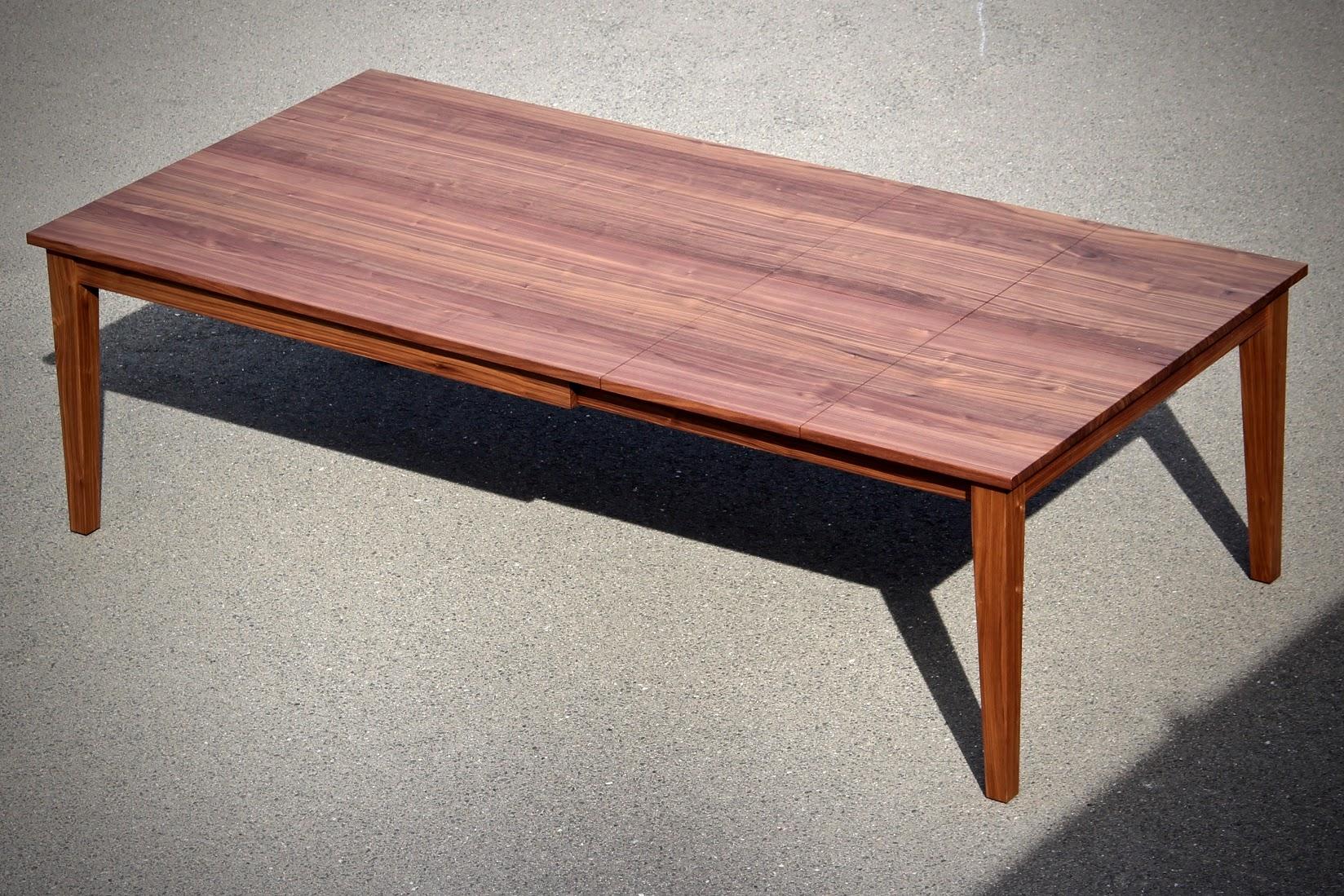 esstisch walnuss ausziehbar best ethnicraft walnuss osso table esstisch with esstisch walnuss. Black Bedroom Furniture Sets. Home Design Ideas