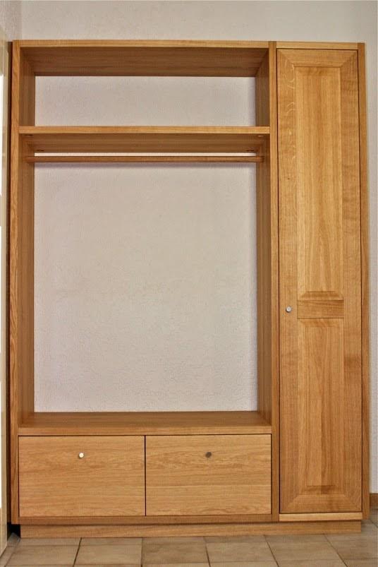 Einbaumöbel nach Maß, Möbel und Garderoben aus Massivholz ...