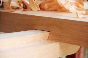 Couchtisch Massivholz Möbel Tischlerei Dresden Beistelltisch Erle