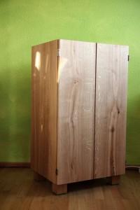 Homeoffice aus Massivholz Möbel vom Schreiner Tischlerei Dresden