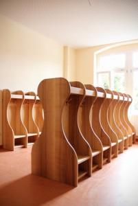 Kindergartenmöbel Esche Massivholz Möbel Tischlerei Dresden Waldorf Kindergartenausstattung Kinder Garderobe