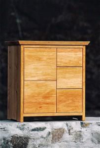 Nachttisch Beistelltisch Massivholz Möbel Dresden Erle Schlafzimmer Couchtisch