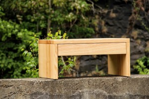 Nachttisch Beistelltisch Massivholz Möbel Dresden Schwalbenschwanz Esche Schlafzimmer Couchtisch