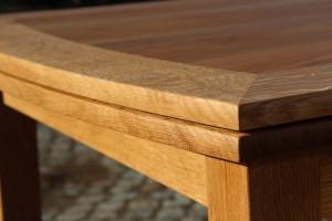 Küchentisch Massivholz Möbel Tischlerei Dresden