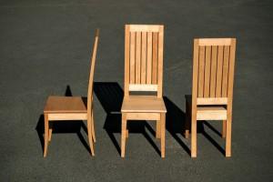 Individuelle Stühle Maßanfertigung Sitzmöbel Massivholz Tischlerei Dresden Schreinerei