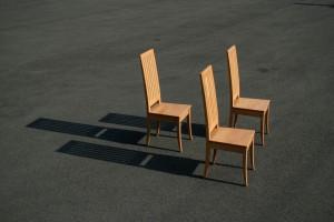Stühle Maßanfertigung Sitzmöbel Dresden Tischlerei Massivholz individuelle Möbel vom Schreiner