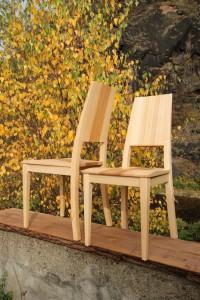 Stühle Sonderanfertigung Massivholz Möbel Tischlerei Dresden Sitzmöbel