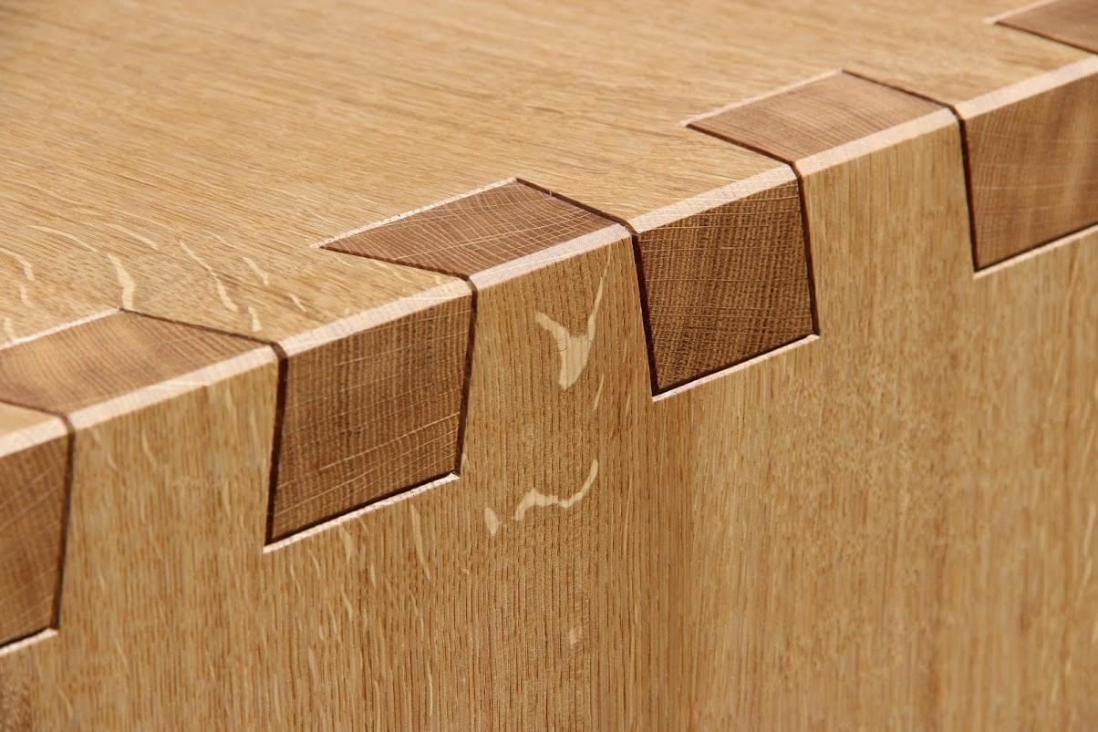 gesellenst ck von jakob gerber detail teufelszinkung. Black Bedroom Furniture Sets. Home Design Ideas