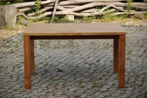 Eiche Tisch maßgefertigt ausziehbar Möbel Tischlerei Dresden Esstisch verlängerbar