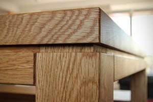 individueller Esstisch maßgefertigt Möbel Tischlerei Dresden