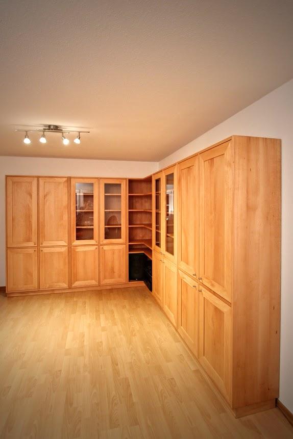 Wohnzimmermöbel aus Buche - Sinnesmagnet