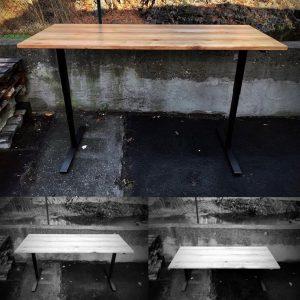Schreibtisch höhenverstellbar Stehpult im Stehen Arbeiten
